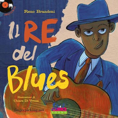 Brandoni Reno Re del blues Curci